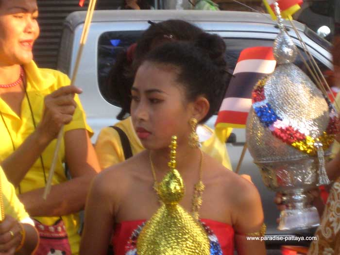 Beautiful Thai Girl In Pattaya
