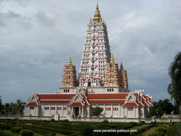 Pattaya Buddha Mountain