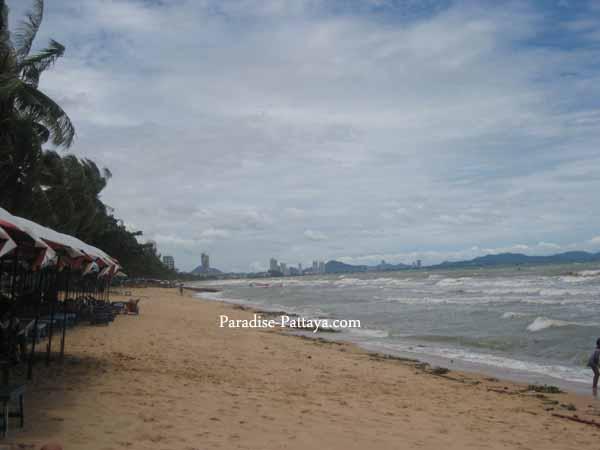 Pattaya Jomtien Beach