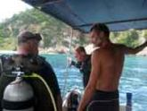 Pattaya Scuba divers