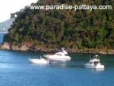 koh samet thailand yacht