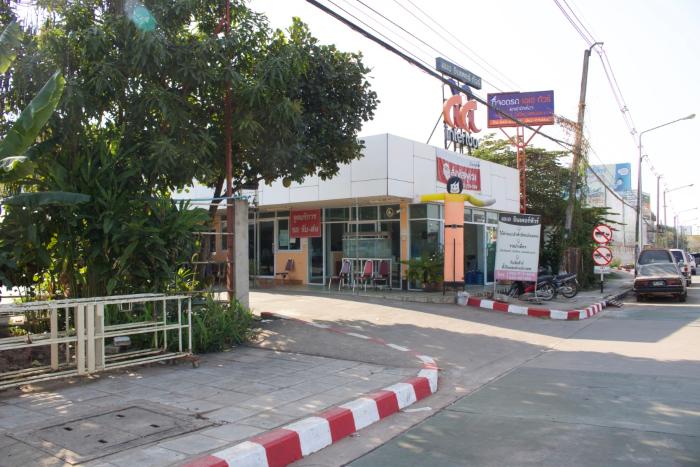 AA Intertour Carpark
