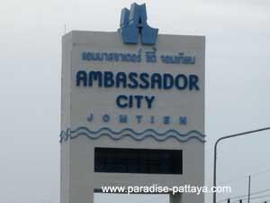 Ambassador City Jomtien