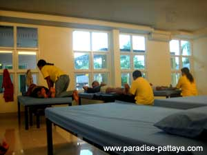 blind man massage room pattaya