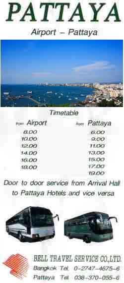 pattaya travel service