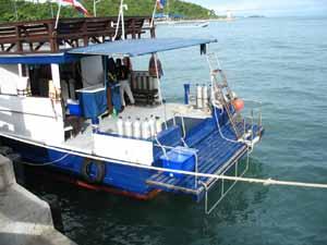 scuba thailand pattaya