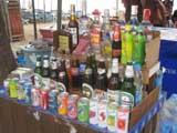 bar in Dongtan beach