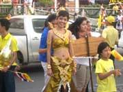 Тайские девушки на Бич роад
