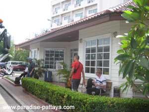 office of bell travel service pattaya