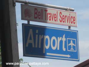 bell travel service pattaya