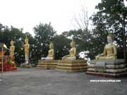 Buddha statues in Pattaya