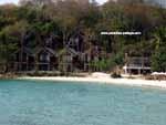 bungalows beach front koh samet