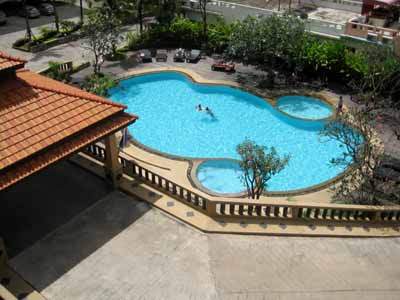 condo for rent pattaya royal hill resort