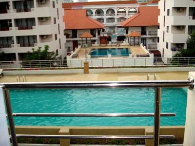 condo for rent Pattaya Plaza Jomtien