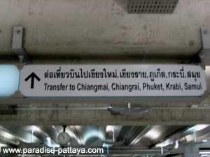 bangkok suvarnabhumi airport transfer