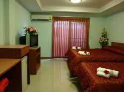 convenient resort suvarnabhumi bangkok