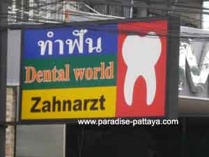 dentist in pattaya