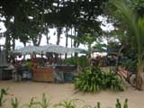 business in Dongtan beach