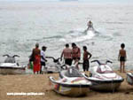jetski in Pattaya Dongtan beach