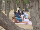 massage in dongtan beach