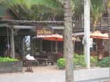 2 restaurants at Dongtan beach
