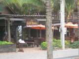 2 restaurants at Dongtan beach