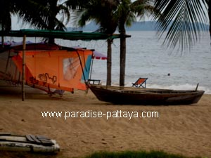 dongtan beach near pattaya