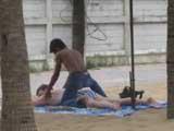 massage in Dongtan beach