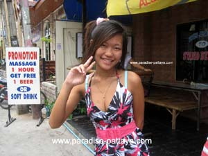 pattaya massage girl