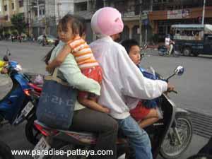 driving in pattaya