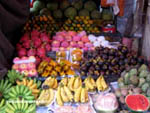 fruit stand pattaya