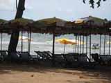 Quiet beach...