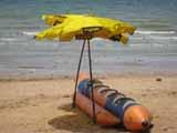 jomtien beach aquatic banana