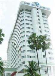 The Jomtien Palm Beach Hotel Pattaya