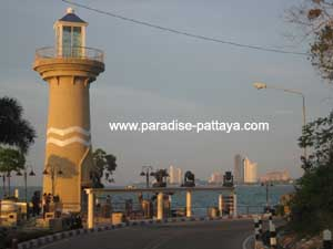 Lighthouse Pattaya Background
