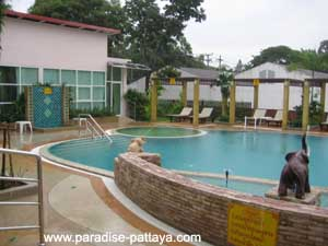 pool at blind man massage parlor pattaya