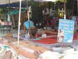 Massages at Naklua Beach