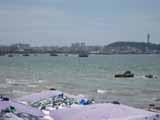 Naklua Beach view from Pattaya's water tower