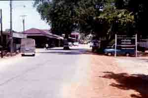 Центр Паттайи в 1960-ых