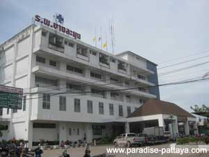 pattaya international hospital banglamung