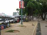 Pattaya beach road view