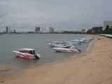 Pattaya Beach Boats To Ride