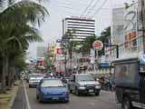 View of Pattaya Beach Road