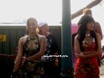 Pattaya girls smiling