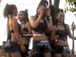 Pattaya girls dancing