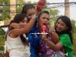 Pattaya girls singing