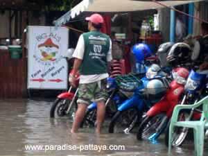 pattaya weather