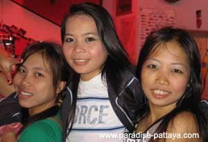 Thailand pattaya girls