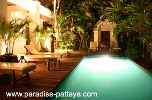 pattaya accomodation resort