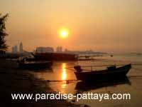 low cost living sunsets in pattaya